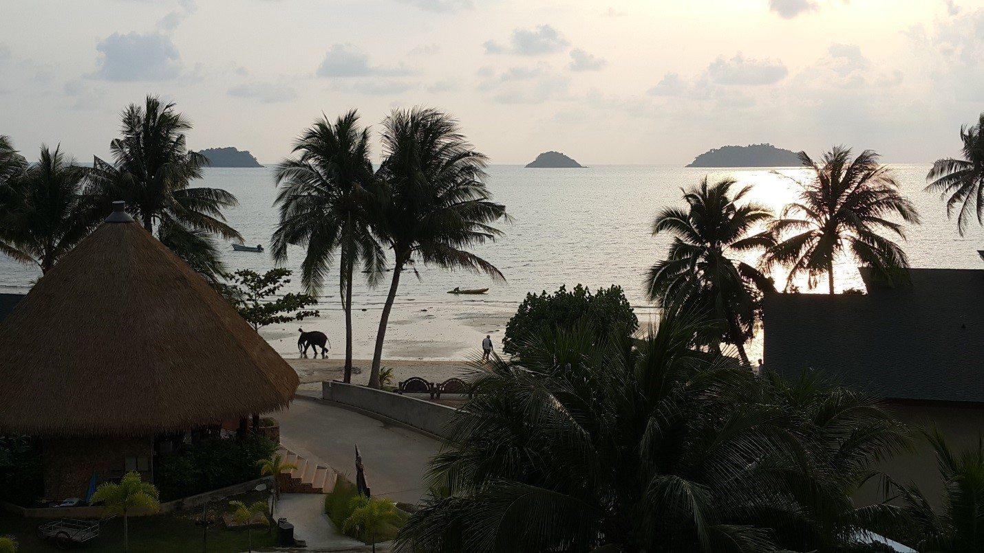 kai bae beach - koh chang tailandia