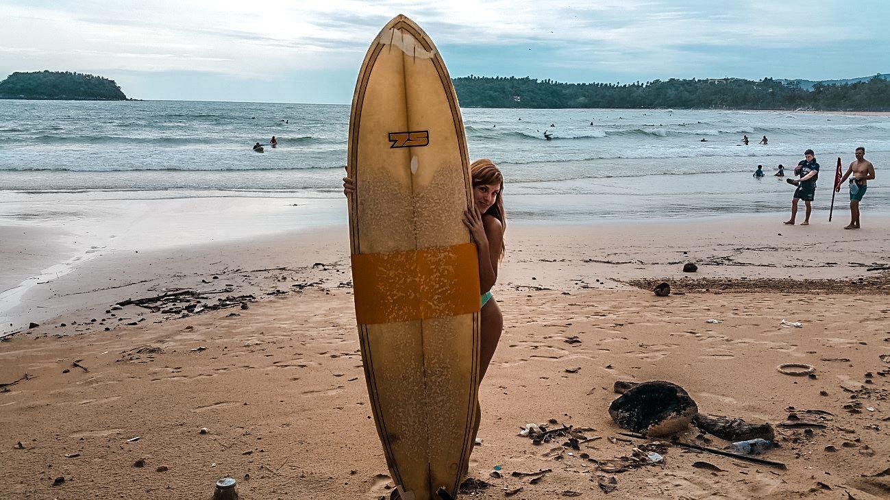 Kata Beach - tailandia surf