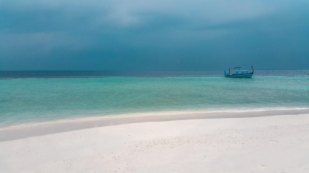 Banco de arena - Hangnaameedhoo - Viajar a las Maldivas barato