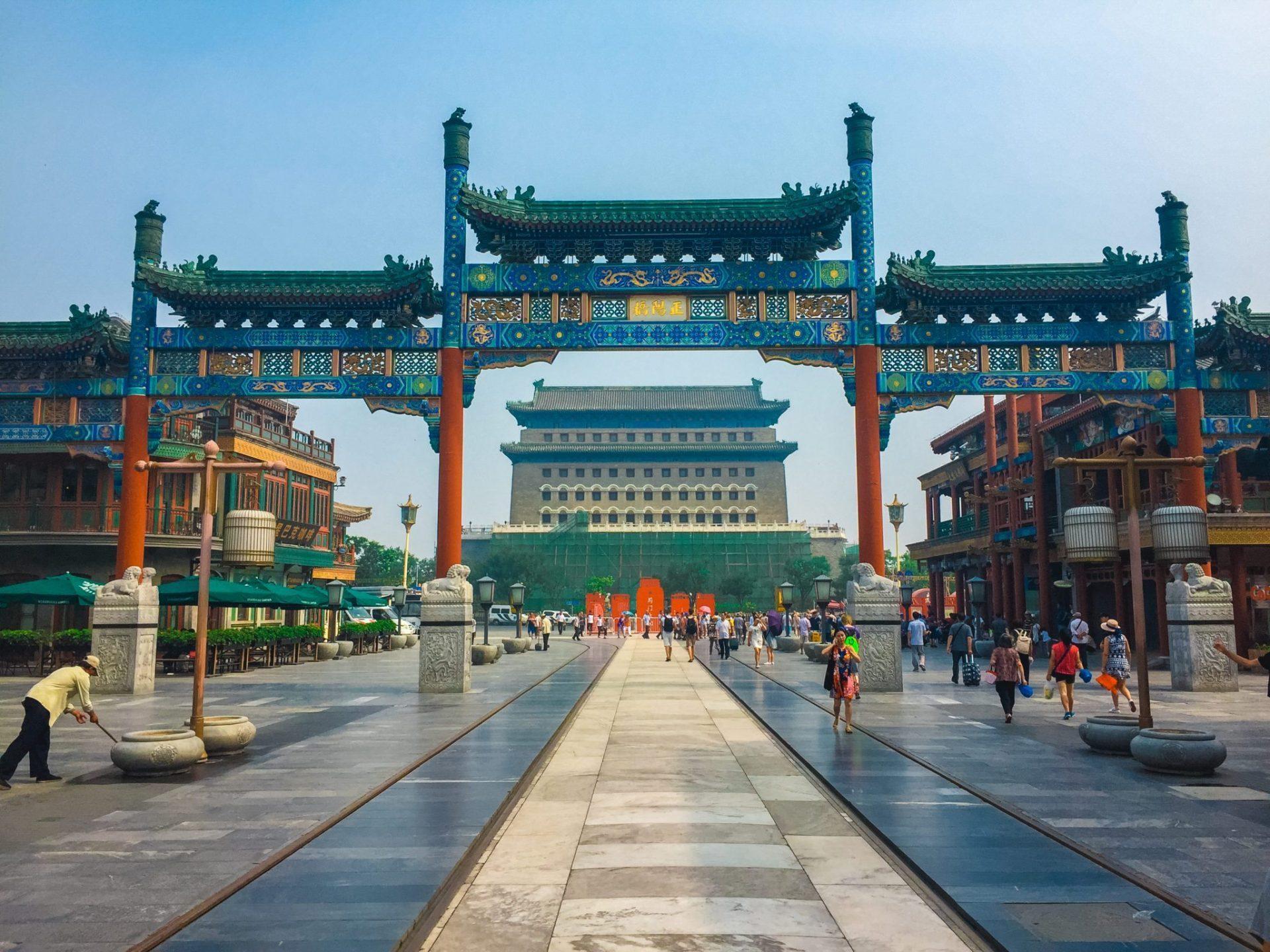 La plaza deTiananmen - que ver en pekin en un dia