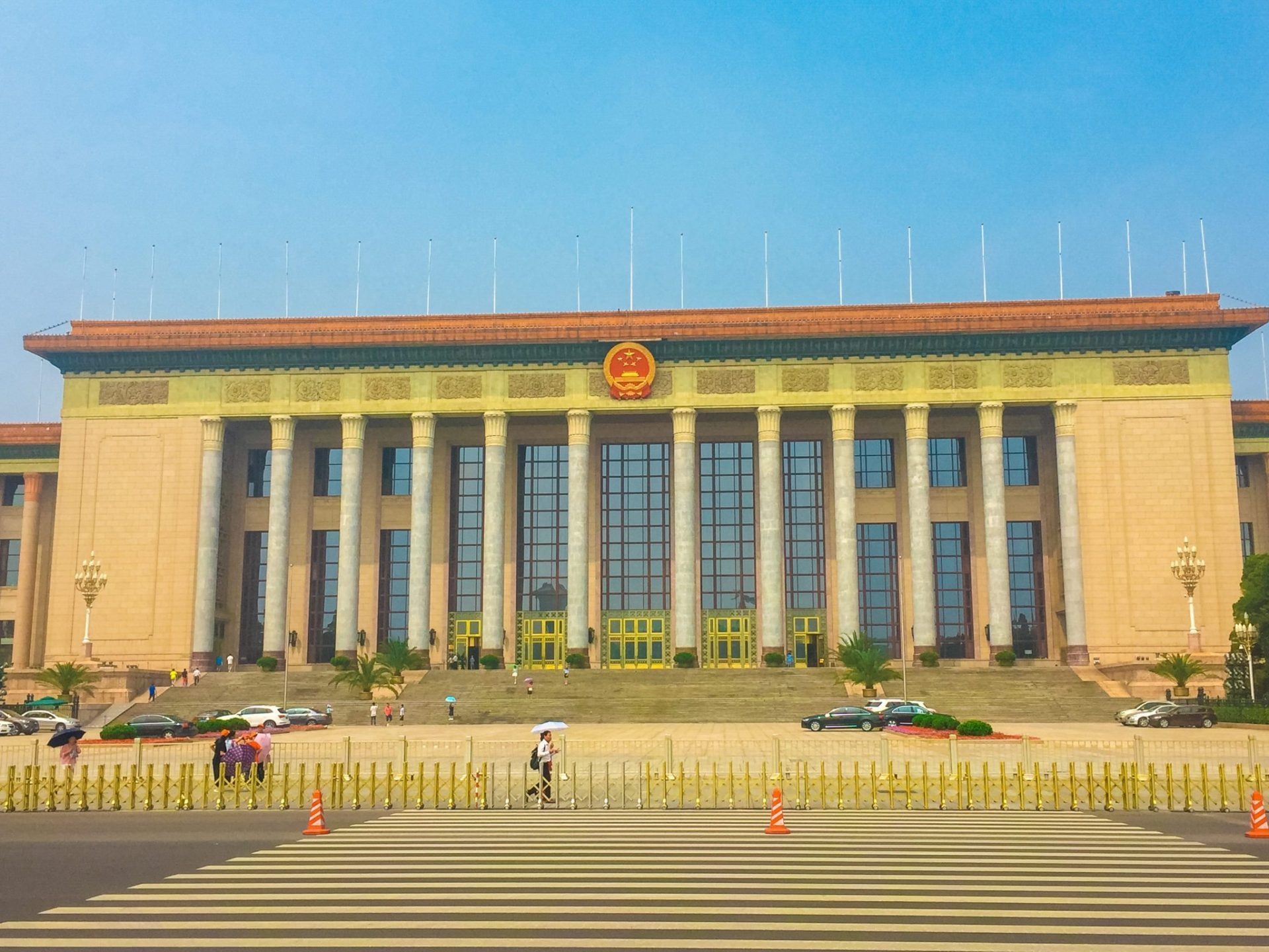el museo nacional de China - pekin en 1 dia