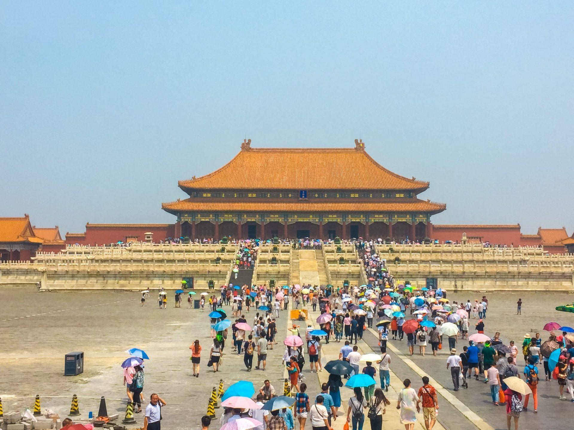 la ciudad prohibida - que ver en pekin en un dia