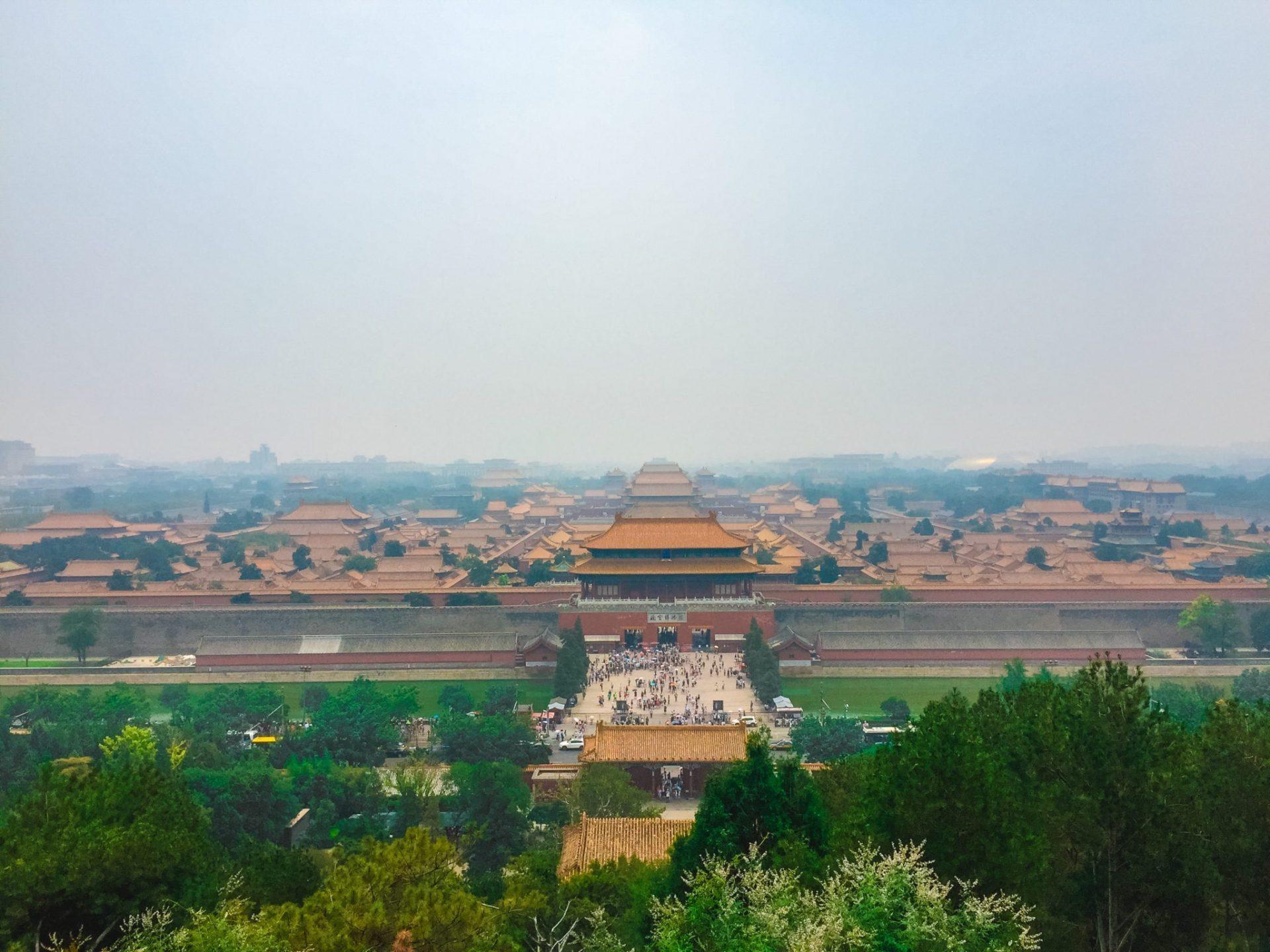 pekin en un dia