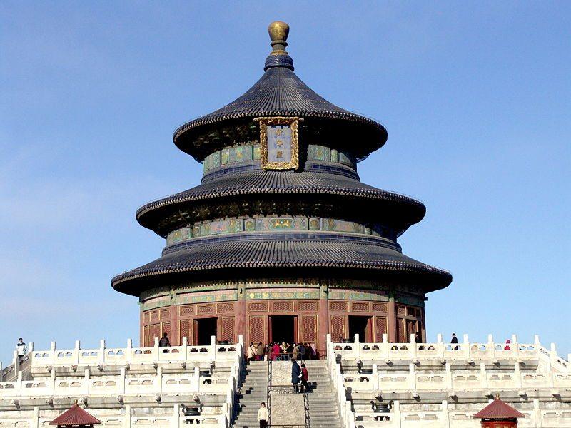 Templo del cielo - que ver en pekin en un dia
