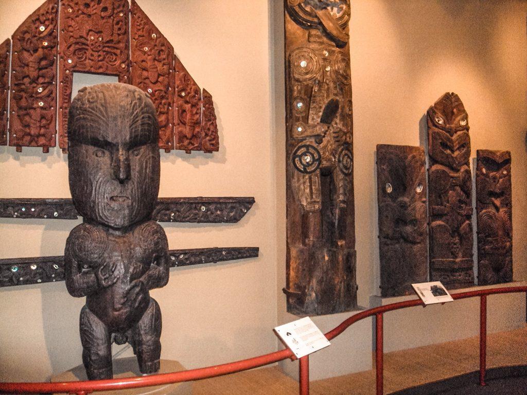 Museos Nueva Zelanda isla del sur
