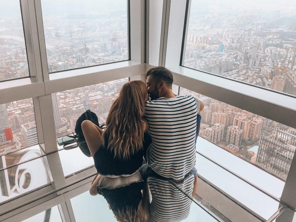 observatorio Taipei 101 - Que ver en Taipei