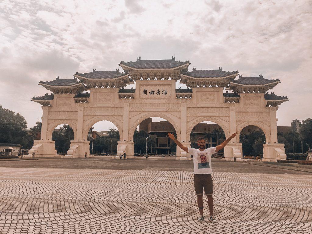 Liberty square - Que ver en Taipei