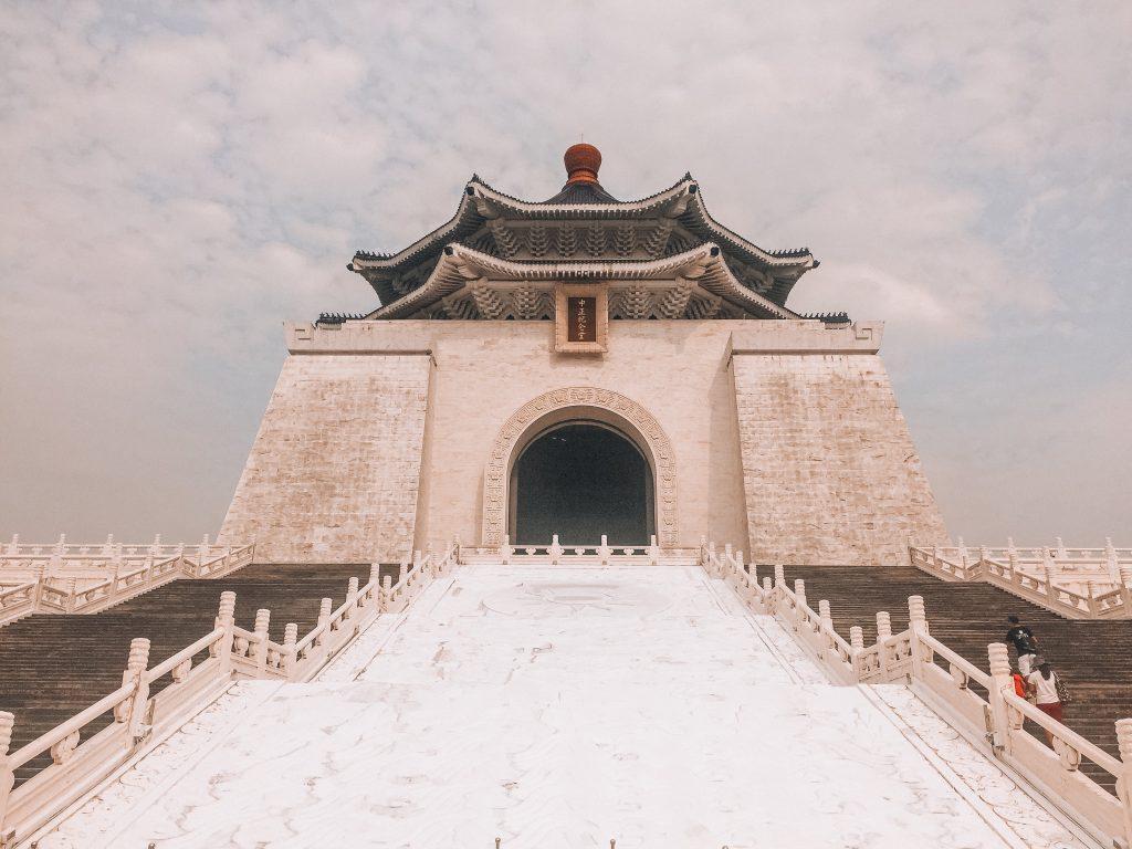 salon conmemorativo de Chiang-Khai Shek - Que ver en Taipei