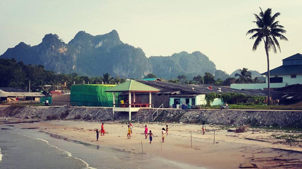 costa de Phetchaburi