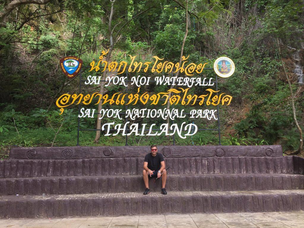 Parque Nacional Sai Yok Noi
