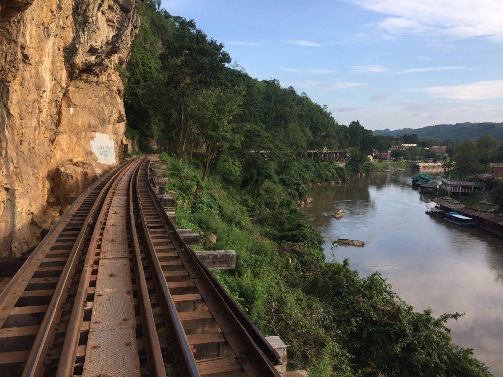 Via del tren de la muerte