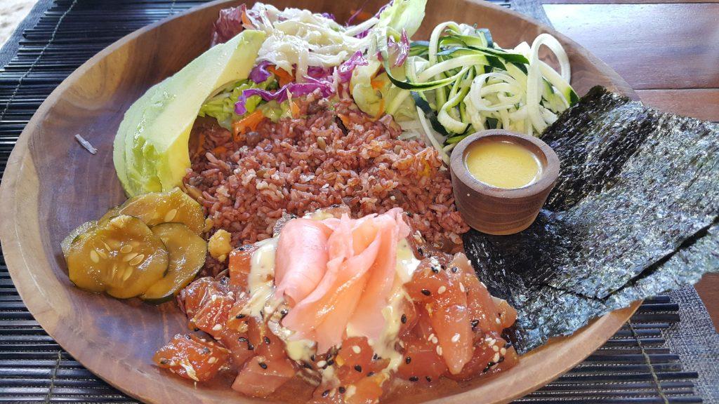 comidas originales de Canggu