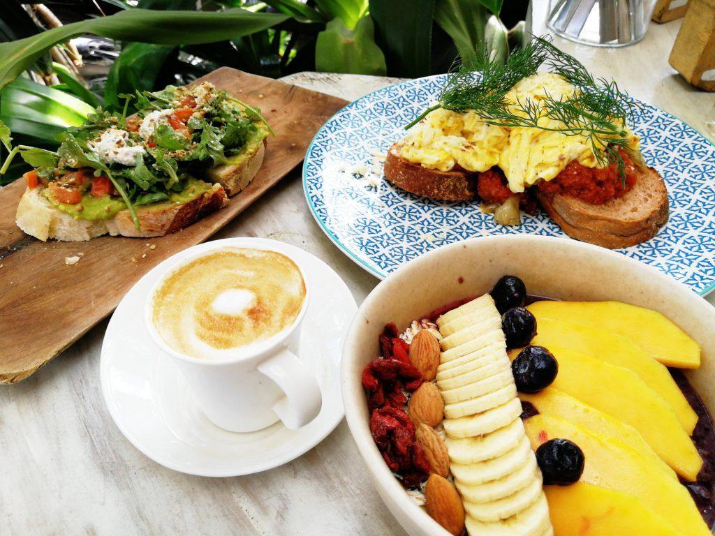 Brunch - Donde comer en Canggu