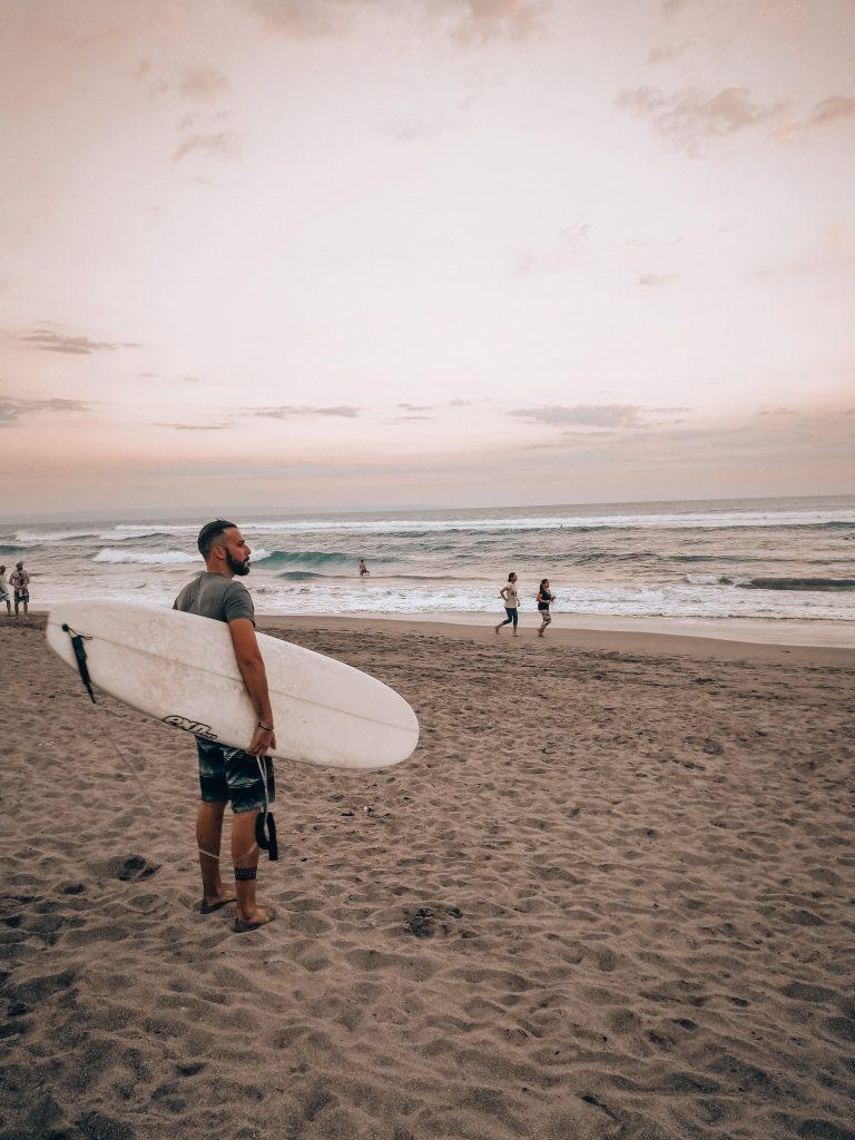 Berawa Beach - Canggu bali que hacer