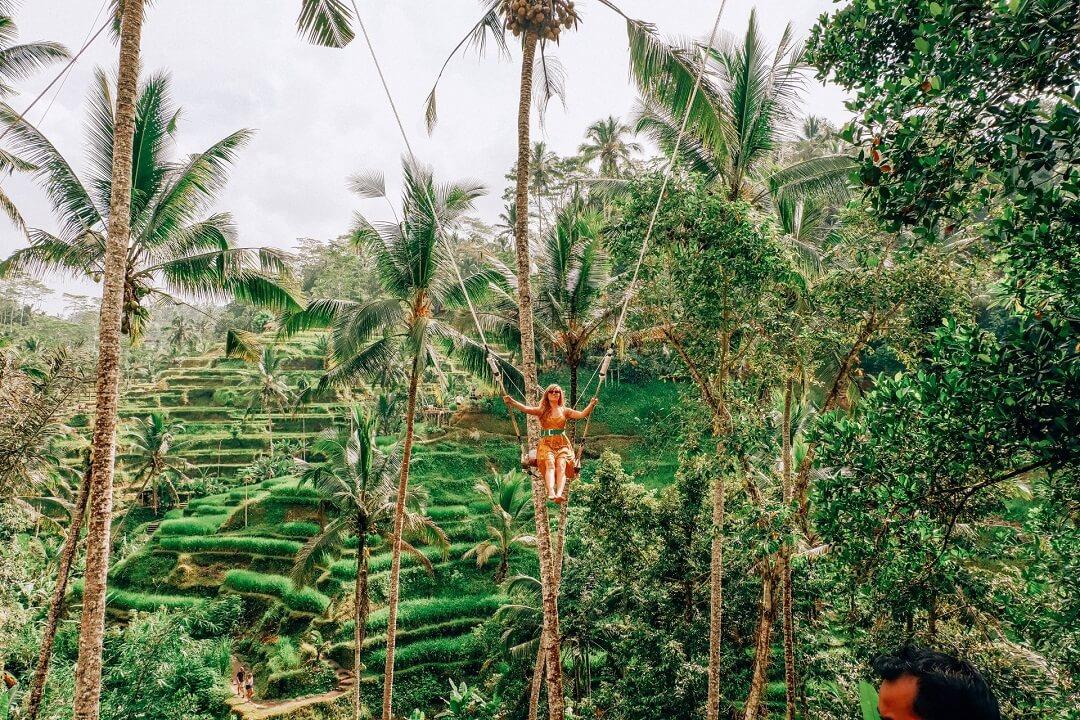 Que hacer en Ubud - El Columpio