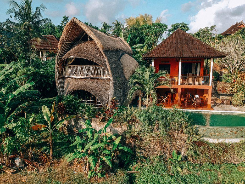 Que ver en Ubud - villas de Ubud