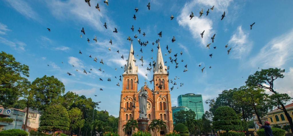Que ver en Ho Chi Minh, Notre-Dame
