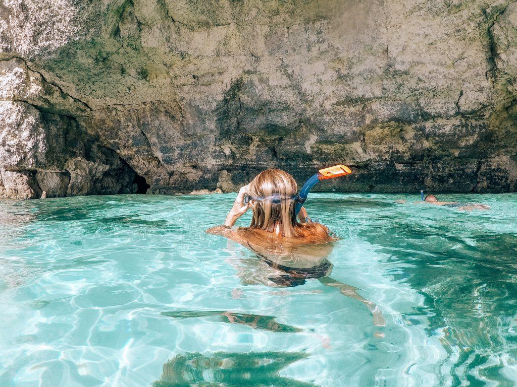 Buceo, playas de Malta