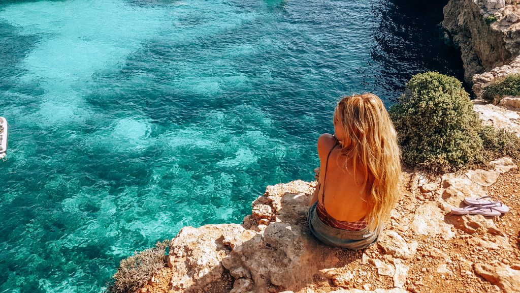 St Peter´s pool, playas de Malta