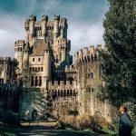 5 castillos impresionantes de Europa