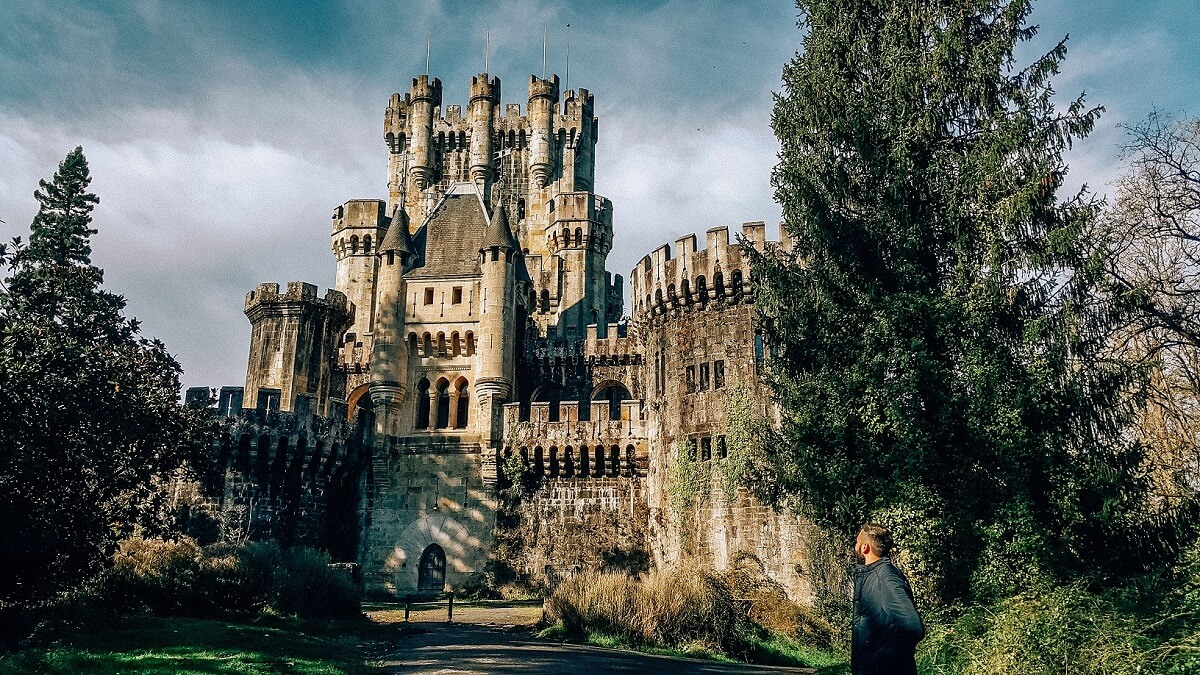 castillos mas bonitos de Europa