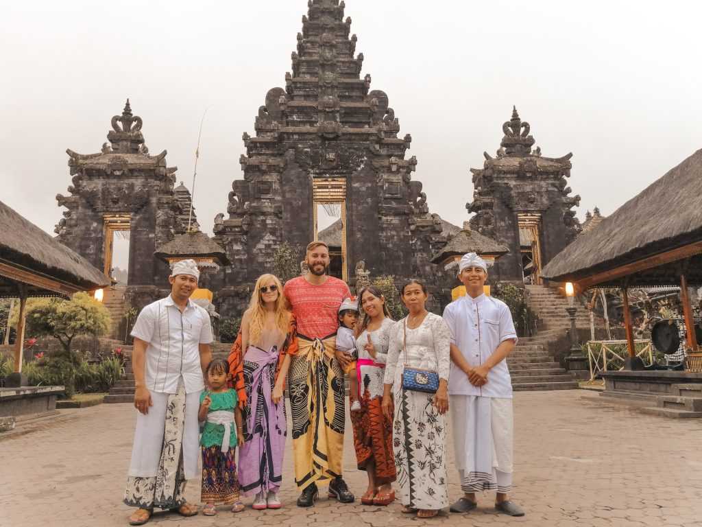 Norte de Bali, Besakih