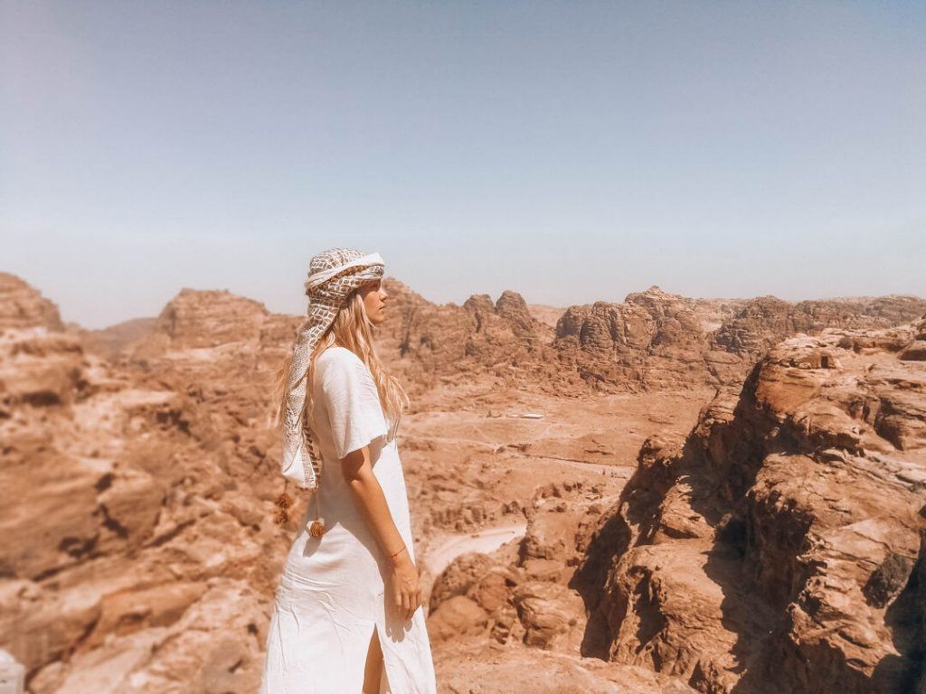 Ruta de Indiana Jones, Petra