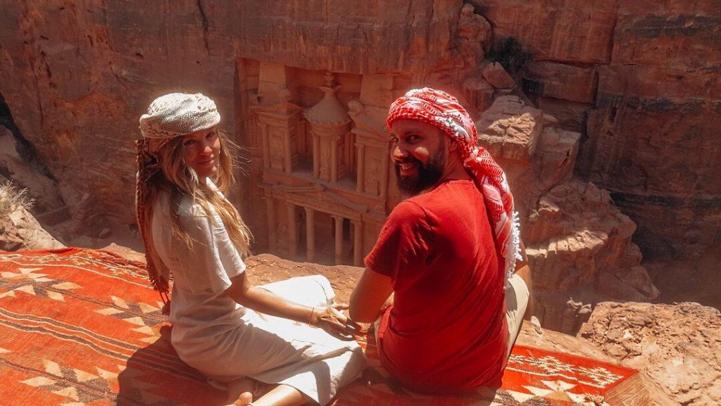 vistas al tesoro, que ver en Jordania