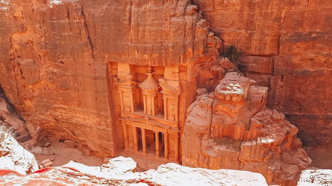 que er en Jordania