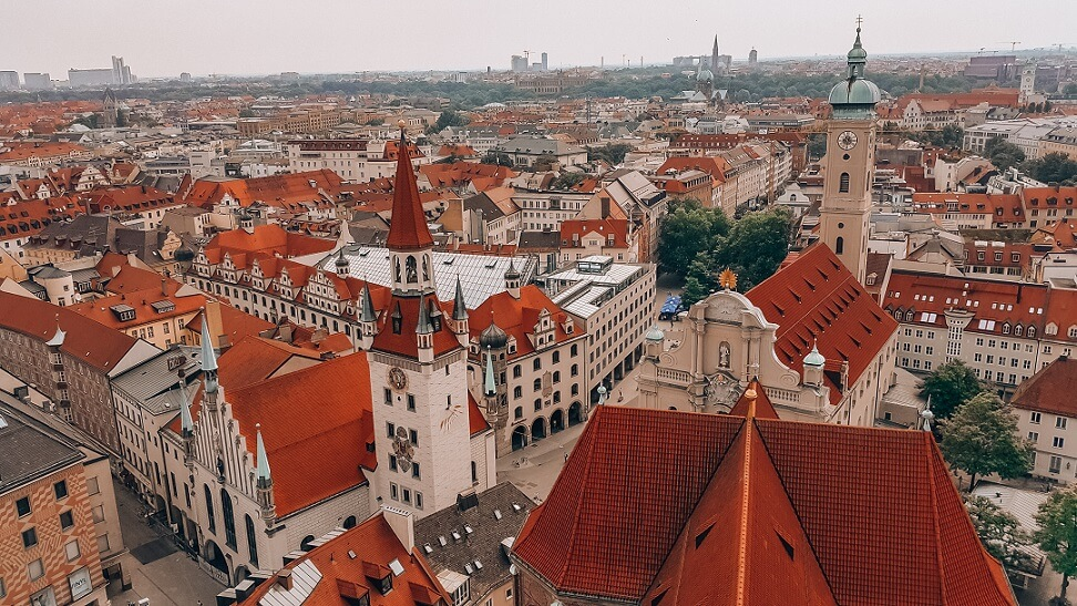 Munich en 1 dia