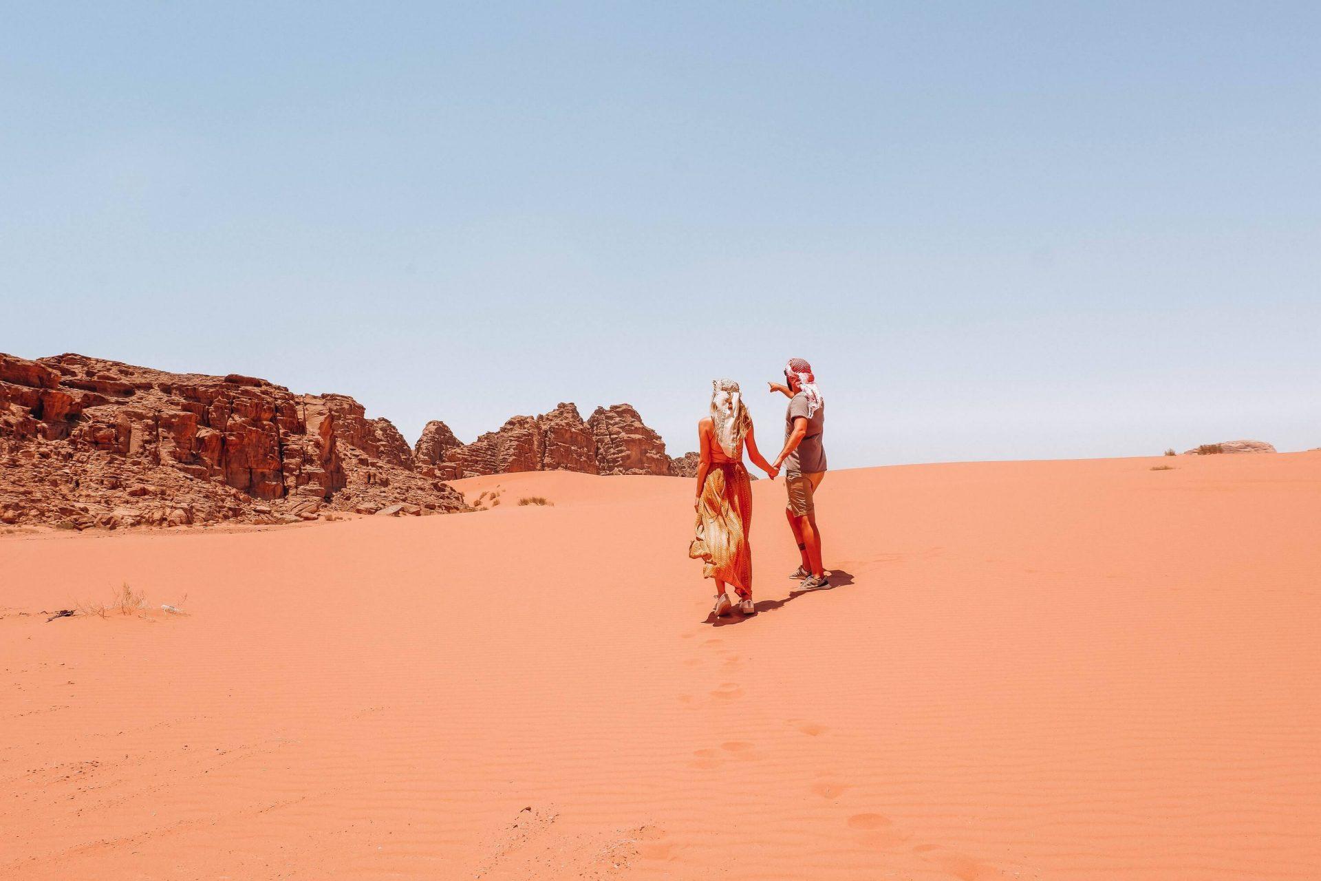 viajar a Jordania por libre