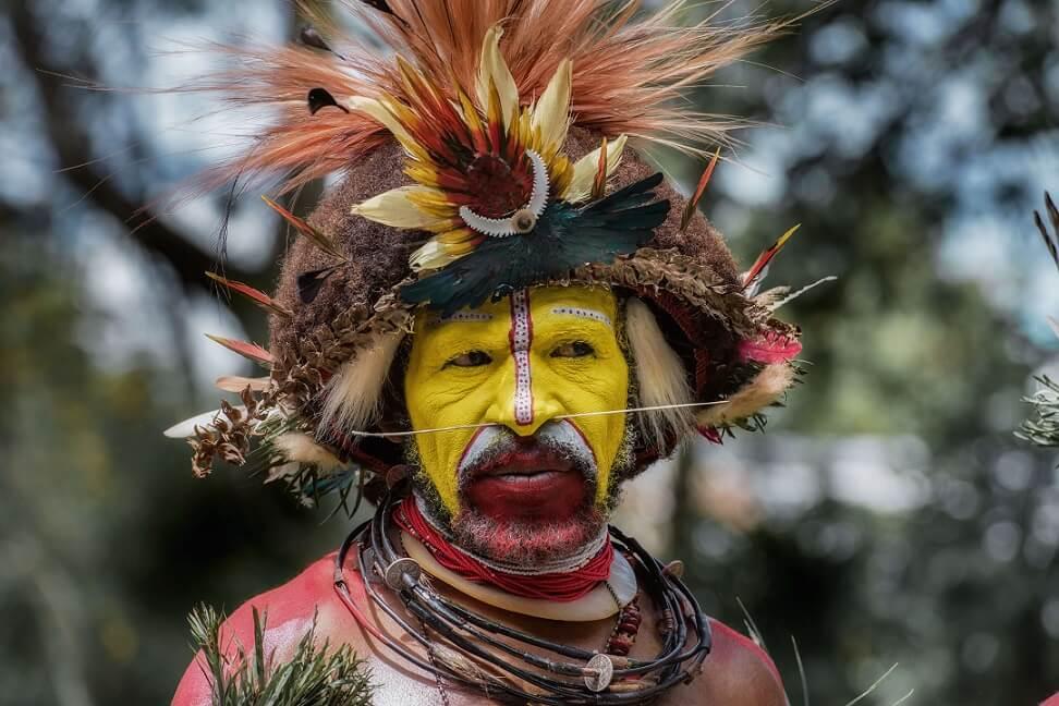 Tribus de Papua Nueva Guinea, destinos raros para viajar