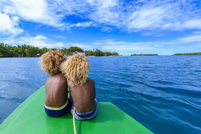 destinos raros para viajar, Islas Salomón