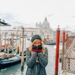 Venecia en invierno mola y punto