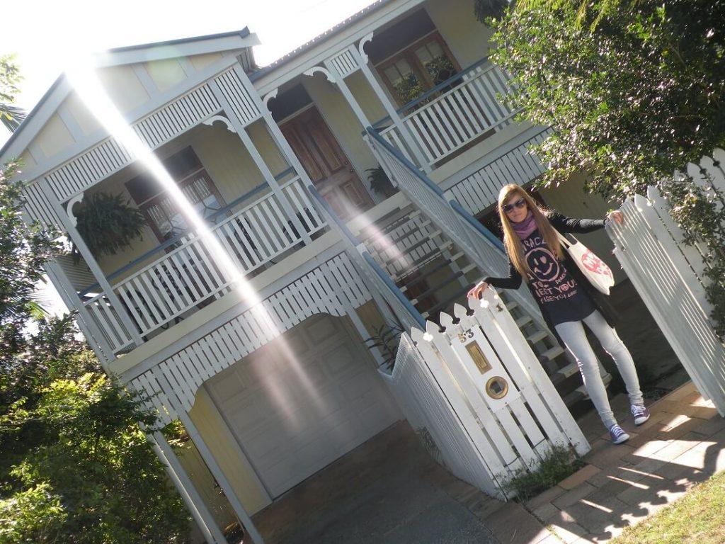 Tipica casa de queensland