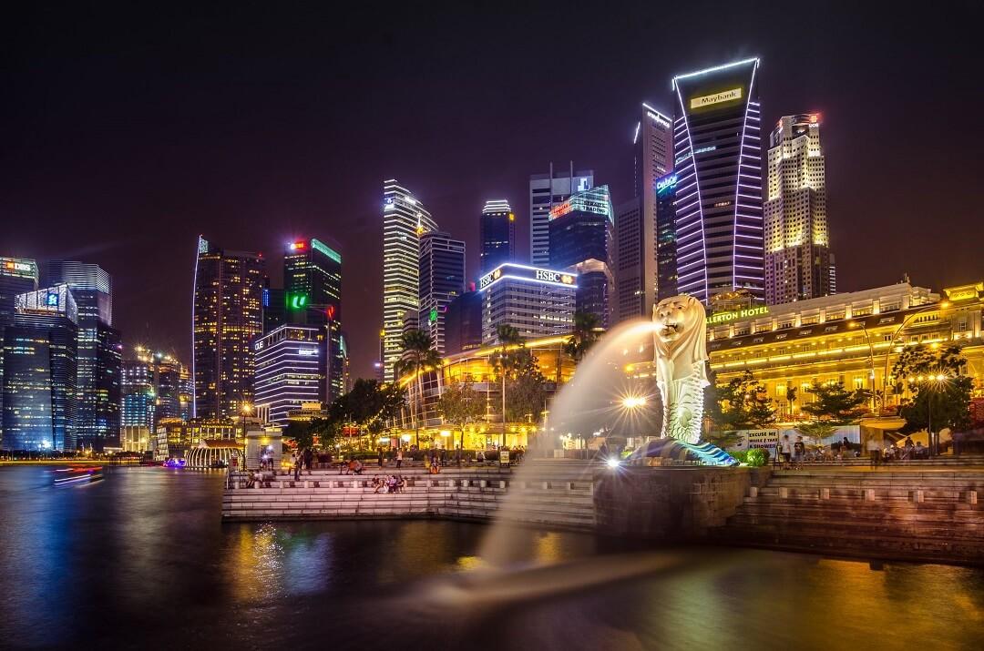 singapur en dos dias