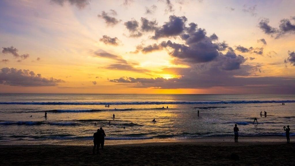 Surf en Bali - Kuta Beach