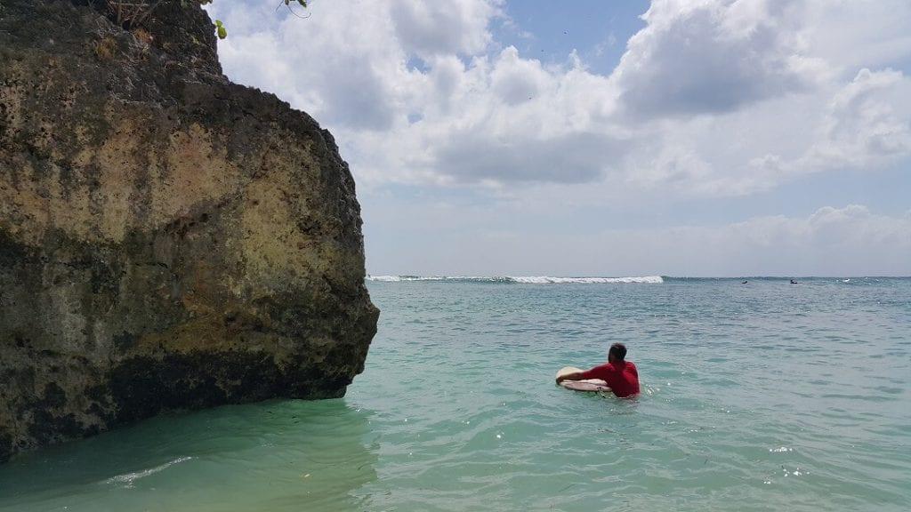 Surf en Bali - Padang Right