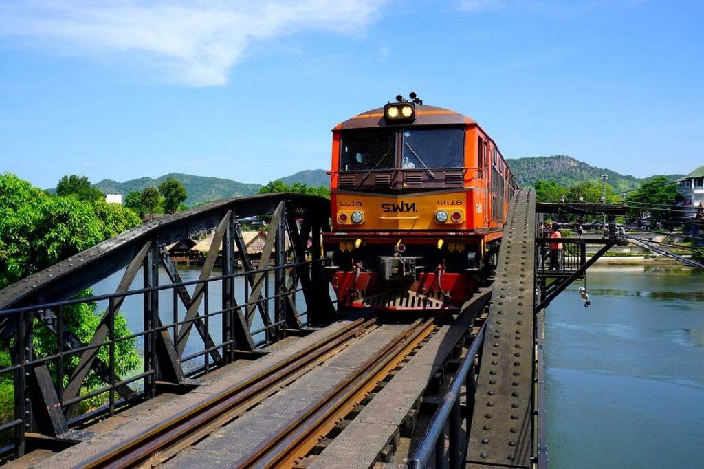 que ver en Tailandia - Kanchanaburi